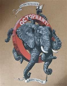 octophant! More than a mere elephant