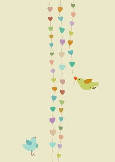 It's a Beautiful Day by Gayana on Etsy