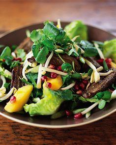 Five spice duck salad. Delicious!