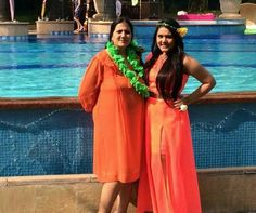 Angasutra, Hyderabad, India wishes a very happy birthday to Pooja, Creative Head of the label, Rhythm - A Beat In Fashion!!! Seen here on a vacation with her mother.  #happy #birthday #HBD #wish #designer #fashion #style #fashionblogger #trending #social #shopping #marketing #idea #instafashion #insta #vacation #travel #party #bday #happybirthday #family #mother #mom #daughter