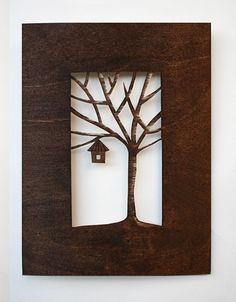 birdhouse by A Little Hut  #DWRdining #goodhousekeeping  #createyourcomfy