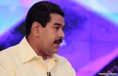 Maduro: 'Telenovelas promueven violencia'