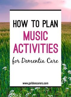 Everyone responds instinctively to music. A person's ability to engage in music often remains intact far into the advanced stages of dementia. Music triggers certain networks of the brain that benefit people suffering from difficulties with language, cognition, or motor control.