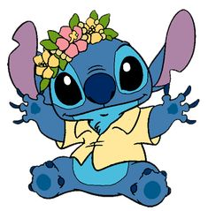 Lilo and Stitch Art | Use these free images for your websites, art projects, reports, and ...