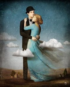 The Elegant Dreamy Surrealism of Christian Schloe Each beautifully designed composition is a whimsical fantasy concocted by the talented artist. Schloe playfully blends realistic elements with perplexing, conceptual ideas. In doing so, he creates the. Pop Surrealism, Art Heaven, Art Magique, Foto Poster, Creation Photo, Max Ernst, Magritte, Wassily Kandinsky, Surreal Art