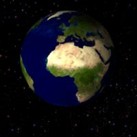 Rotating earth (large).gif  -   this is where we are from, all of us this is our priority.  We have to work as a Team together, regardless of coloring or beliefs (religions).   We Are One, We Are The World!!!!!!!!      Elsie