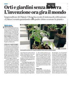 Articolo su Hydroinvent,Provincia di Varese
