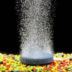 Bubble Stone Aerator Pond Pump for Aquarium Fish Tank Mini Air Pump Hydroponic Oxygen Plate