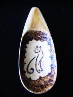 A cat in a drop.  Barbara Guarini