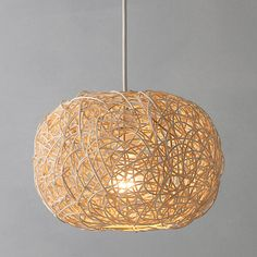 Buy John Lewis Easy-to-fit Bradley Ceiling Shade Online at johnlewis.com