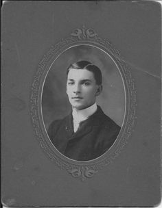 William Thomas Ford b. 1883 d. 1938, Cambridge, Mass. Age 21, 1904 at Berea Kentucky College. Father of Raymond William Ford.