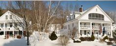 Romantic Vermont B Getaway in Northern Vermont, New England- Rabbit Hill Inn | Rabbit Hill Inn