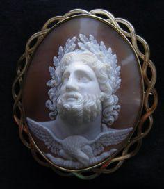 Zeus cameo