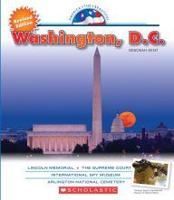 Explores the land, people, history, economy, and travel opportunities of Washington, D.C.