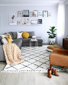 "3,792 Likes, 116 Comments - freedom australia (@freedom_australia) on Instagram: ""We can't fault this styling from @misskyreeloves. Featuring our Kenza Floor Rug and Batgirl…"""