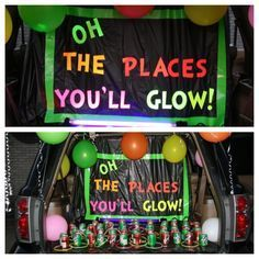 21Clever Trunk or Treat Decorating Ideas