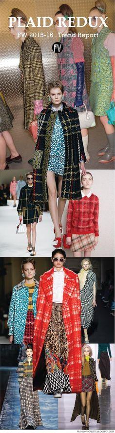 ファッションビネット:トレンドレポート