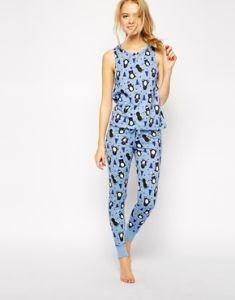 Pinguin kerst pyjama dames