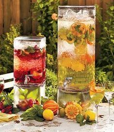 Receita A refrescante água aromatizada de Cafezinho das Cinco