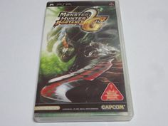 #6 Japan game PSP Monster Hunter Portable 2 CAPCOM Free Shipping Japanese anime  #CAPCOM