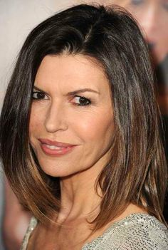 Finola Hughes on Pinterest | General Hospital, Anna and Celebrity Haircuts