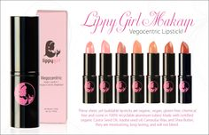 HIP APOTHECA - Home Page  New Lippy Girl Vegan Lipsticks