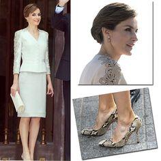 Analizamos uno a uno los diferentes 'outfits' que han protagonizado el viaje de la Reina de España por el país norteamericano