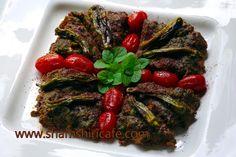 Welcome to Shamshiri cafe: سینی کباب ترکی
