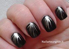 Nail art per capodanno 2014