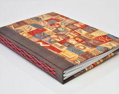 Caderno Marrom