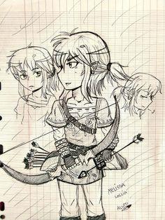 The Legend of Zelda Breath of the Wild ~ Link