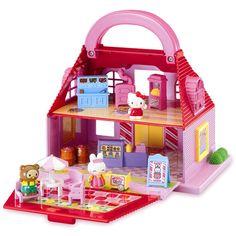 Hello Kitty Sweet Shop - Blue Box Toys by Edison Girard at Coroflot