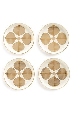 Jonathan+Adler+'Hollywood'+Porcelain+Coasters+(Set+of+4)+available+at+#Nordstrom