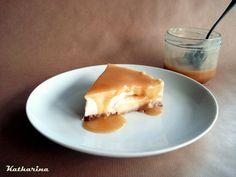 Apfel-Karamell-Käsekuchen