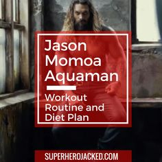 BONUS: While he's not the most famous actor we've covered, Jason Momoa is not only JACKED, but he also knows how to get roles as some badass characters. While the blood magic couldn't save him as Khal Drogo, Momoa has also shown off a ripped up Conan - and he's also scheduled to appear as Aquaman in…