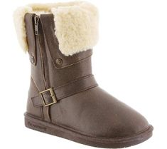 Bearpaw Women's Madison Boot, Size: 10 M, Chestnut Distressed Bearpaw Boots, Ugg Boots, Waterproof Winter Boots, Cool Boots, Uggs, Fashion Shoes, Slippers, Leather, Handbags