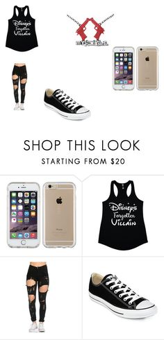 """Untitled #8"" by hybridgrrl111 on Polyvore featuring Speck and Converse"