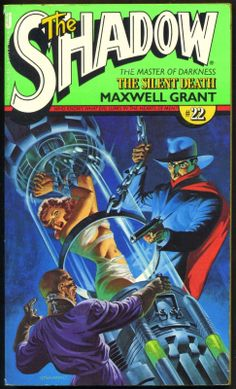 The Shadow #22 by Steranko