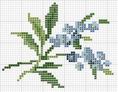 схемы, схемки, вышивка, крестом, крестиком) виртуальный дневник метки цветы вышивка схемы маленькие крестиком схемы...