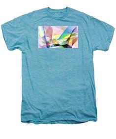 Men's Premium T-Shirt - Abstract 9502
