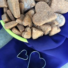 2-Ingredient Dog Treats recipe from @nicolehcook