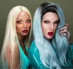New ad for my new liquid lipstick #Richblood Jeffree Star