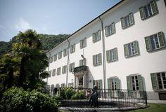 Villa Passalacqua | Moltrasio #lakecomoville