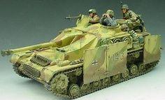 KING & COUNTRY WW2 GERMAN ARMY WS047A STUG IV TANK SET MIB - http://hobbies-toys.goshoppins.com/toy-soldiers/king-country-ww2-german-army-ws047a-stug-iv-tank-set-mib/