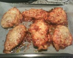 Low Carb Chicken Parmesan -- AMAZING! - Bodybuilding.com Forums