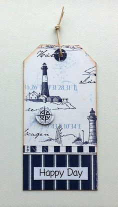 Tag nautical marine sea sailing, Majadesign, Maja design Life by the Sea paper collection #majadesign - JKE