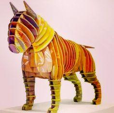 Bull Terrier Artwork