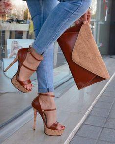 high heels – High Heels Daily Heels, stilettos and women's Shoes Hot High Heels, High Heel Boots, Shoe Boots, Platform Stilettos, Stiletto Heels, Hot Shoes, Shoes Heels, Pumps, Dress Shoes