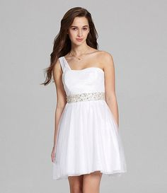 Available at Dillards.com #Dillards this might be the dress i am getting for mi eighth grade dance!!!! i love it <3