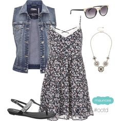 Dress Obsessed by maurices on Polyvore featuring Silver Jeans Co. and ootd